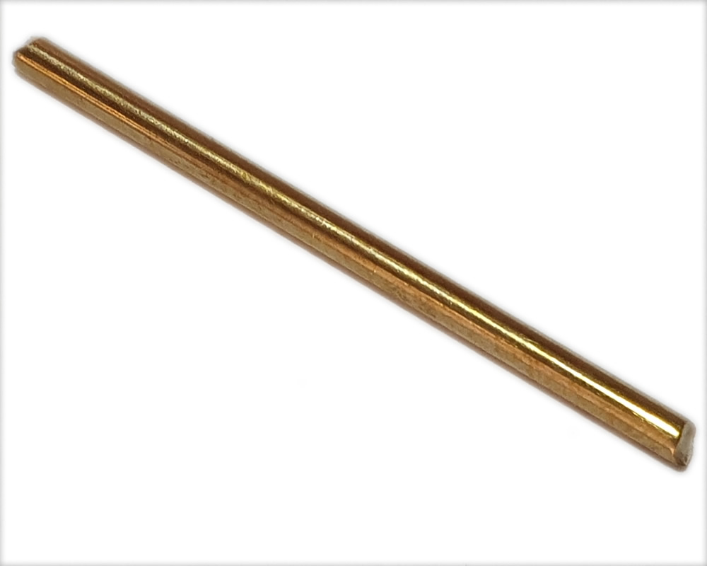 3mm Brass Rod - 5cm Length