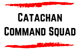 Catachan Command Squad