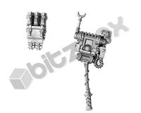 Adeptus Mechanicus Skitarii Rangers Plasma Caliver Backpack