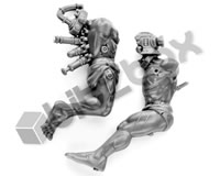Adepta Sororitas Arco-Flagellants 4 - Body