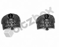 Adeptus Custodes Allarus Custodians Shield Captain Shoulder Pads