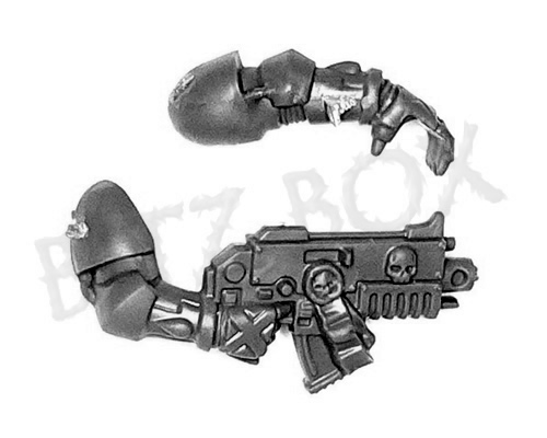 Blood Angels Death Company Boltgun Arms C