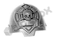 Blood Angels Terminator Shoulder Pad E