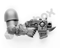 Chaos Space Marines Bolt Pistol A