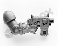 Chaos Space Marines Bolt Pistol B