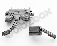 Chaos Space Marines Boltgun E