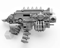 Chaos Space Marines Boltgun G