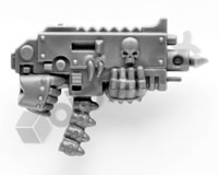 Chaos Space Marines Boltgun H