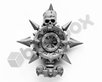 Chaos Space Marines Icon A