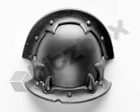 Chaos Space Marines Shoulder Pad K