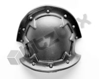 Chaos Space Marines Shoulder Pad C
