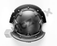 Chaos Space Marines Shoulder Pad I