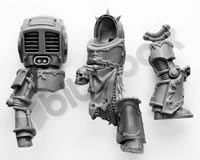 Chaos Space Marines Terminators Body A