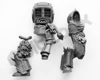 Chaos Space Marines Terminators Body B