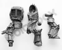 Chaos Space Marines Terminators Body C