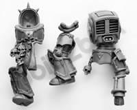 Chaos Space Marines Terminators Body D