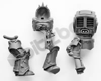 Chaos Space Marines Terminators Body E