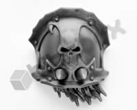 Chaos Space Marines Terminators Shoulder Pad K