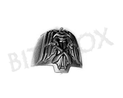 Dark Angels Deathwing Knights Shoulder Pad A