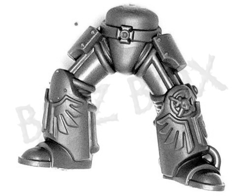 Dark Angels Deathwing Legs C