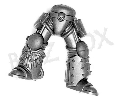 Dark Angels Deathwing Legs E