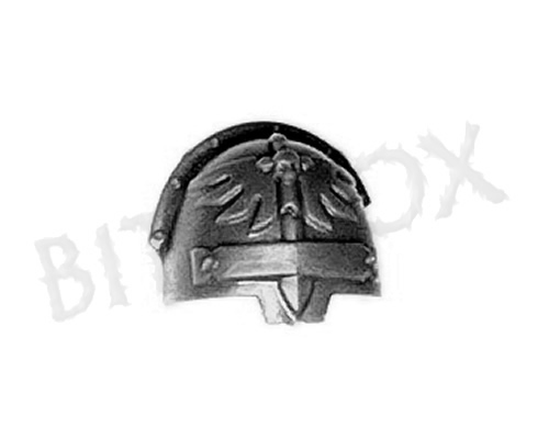 Dark Angels Deathwing Shoulder Pad J