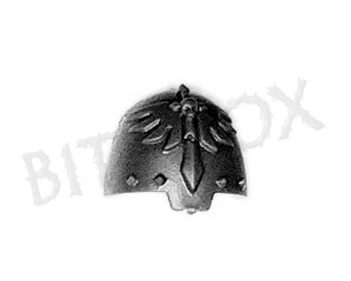 Dark Angels Deathwing Shoulder Pad I