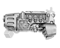 Dark Angels Chapter Upgrade Plasma Pistol