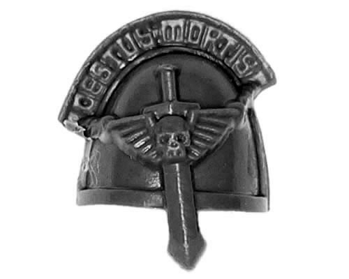 Space Marine Dark Angels Death Watch Shoulder Pad