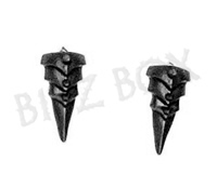 Dark Eldar Wracks Thigh Plates B