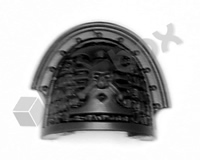 Deathwatch Chapter Upgrade Shoulder Pad