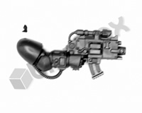 Deathwatch Veterans Boltgun C