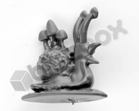 Gloomspite Gitz Squig Herd Base Accessory A