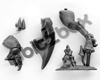 Gloomspite Gitz Squig Herd Body J