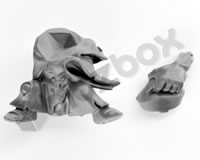 Gloomspite Gitz Squig Hoppers Rider Body C