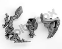Gloomspite Gitz Squig Hoppers Squig Body C