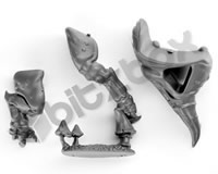 Gloomspite Gitz Squig Hoppers Squig Body D