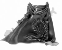 Horus Heresy Custodian Guard Cloak