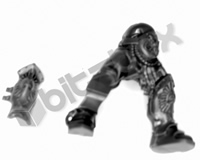 Horus Heresy Custodian Guard Legs B