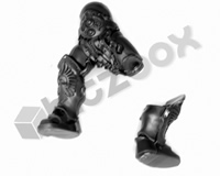 Horus Heresy Custodian Guard Legs C