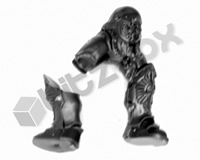 Horus Heresy Custodian Guard Legs D