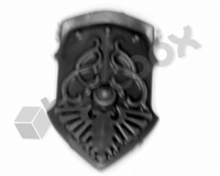 Horus Heresy Custodian Guard Thigh Plate A