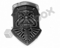 Horus Heresy Custodian Guard Thigh Plate C