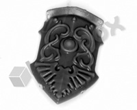 Horus Heresy Custodian Guard Thigh Plate D