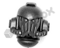 Horus Heresy MKIV Tactical Squad Head B