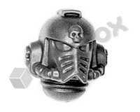 Horus Heresy MKIV Tactical Squad Head D