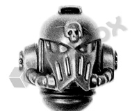 Horus Heresy MKIV Tactical Squad Head E