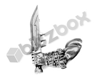 Khorne Bloodbound Bloodreavers Knife E