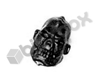 Warriors of Chaos Khorne Skullreapers Head C