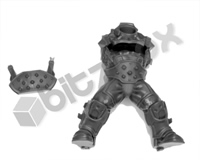 Necromunda Goliath Gang Body B